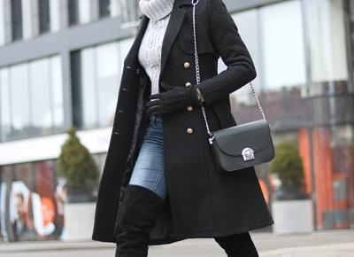 New York City look (Minimalissmo blog)