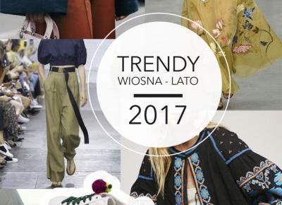 Trendy wiosna-lato 2017 (Minimalissmo. Blog modowy)