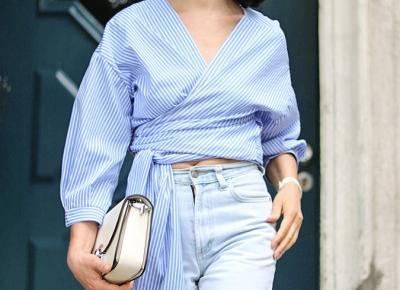 Modne bluzki na lato