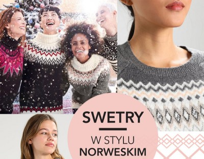 Przegląd swetrów norweskich