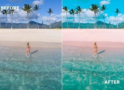 8  FILTRÓW DO VSCO | Idealne do wakacyjnych zdjęć na instagrama!