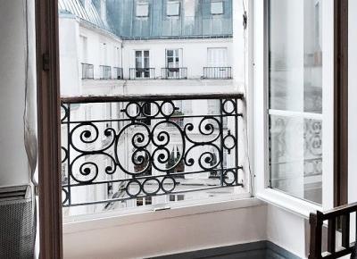 36 godzin w Paryżu - wnętrza | 36 hours in Paris - interiors - minimedge