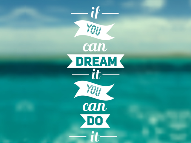 O marzeniach słów kilka