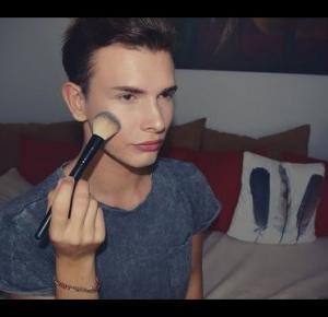 Makijaż dla chłopaka do szkoły - co myślicie?