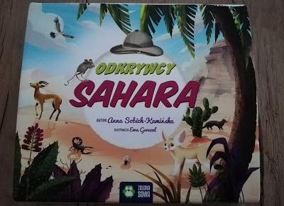 """Odkrywcy """"Sahara"""" Zielona Sowa"""