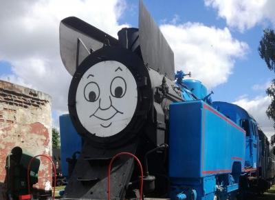 Atrakcyjne wakacje i czas wolny z dzieckiem: Muzeum Kolejnictwa Ko?cierzyna