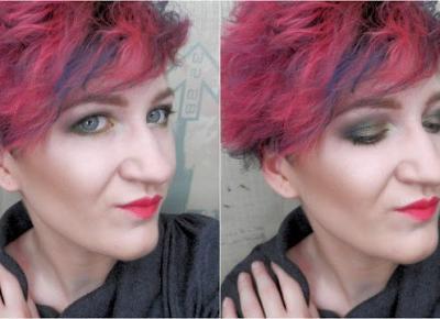 Makijaż rasowej zołzy. | Praktycznie kosmetycznie.