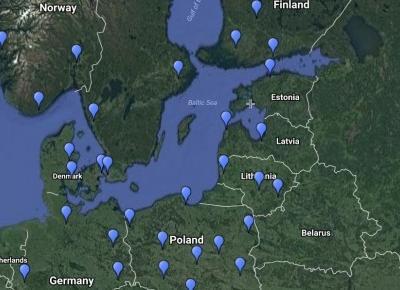 LTL cena ładunek | Obciążenie częściowe | Palet Dostawa w całej Europie