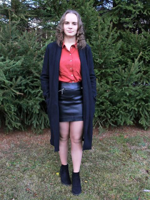 Moda na każdy dzień!: Stylizacja 163