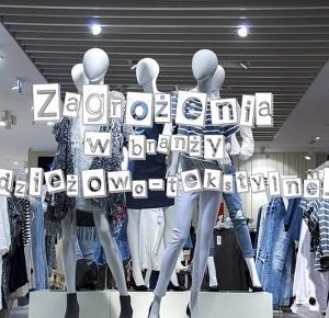 Zagrożenia w branży odzieżowo-tekstylnej - Moda na strychu