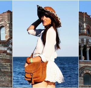 Nesebyr - Bułgaria #3 - Moda na strychu
