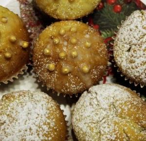 Urodzinowe muffinki - Moda na strychu