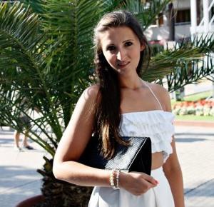 Lato w bieli - Bułgaria #2 - Moda na strychu