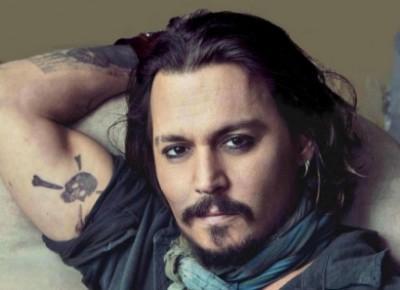 Johnny Depp i jego styl - Modny Blog