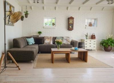 Salon i sypialnia w jednym - jak to urządzić? - Modny Blog