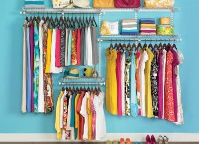 Jak utrzymać porządek w szafie? - Modny Blog