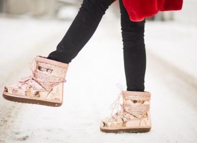 Buty na koturnie idealne na co dzień - Modny Blog
