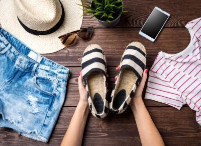 Trampki czy espadryle? Które buty lepsze na jesień?