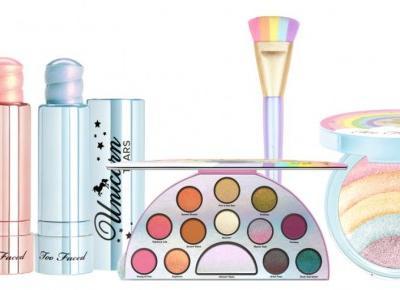 Too Faced Unicorn Collection - nowe kosmetyki inspirowane jednorożcem   Inspiracje modowe :: blog modowy - modoweinspiracje.pl