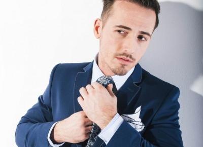 Jak dobrze dobrać krawat do koszuli? | Inspiracje modowe :: blog modowy - modoweinspiracje.pl