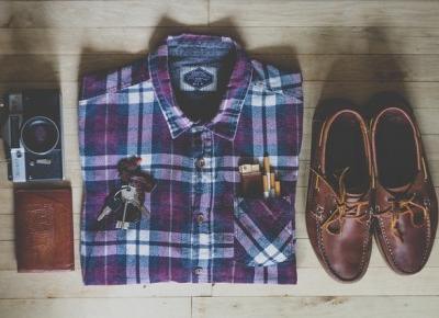 5 niezbędnych elementów męskiej garderoby | Inspiracje modowe :: blog modowy - modoweinspiracje.pl