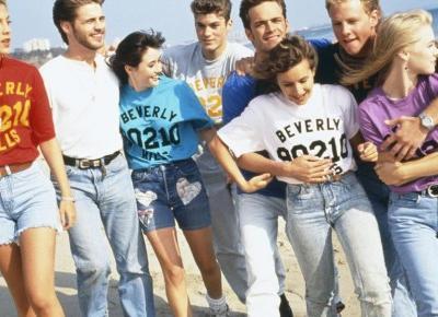 Modowy wehiku? czasu #1: Beverly Hills 90210 | Inspiracje modowe :: blog modowy - modoweinspiracje.pl