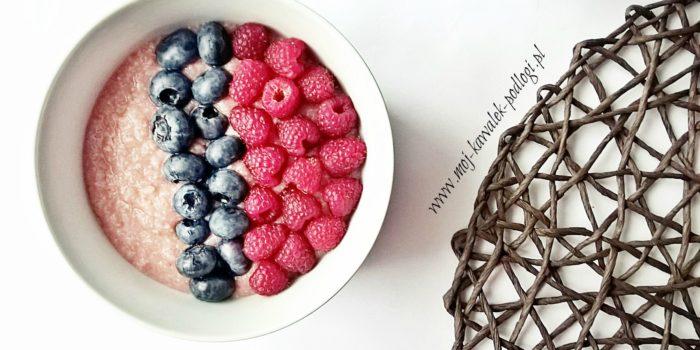 Pomysł na śniadanie- mus owocowy | Mój kawałek podłogi