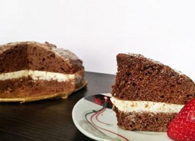 Cukiniowe ciasto z kremem | Mój kawałek podłogi