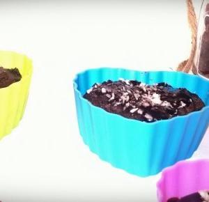 Muffiny buraczane z żurawiną | Mój kawałek podłogi