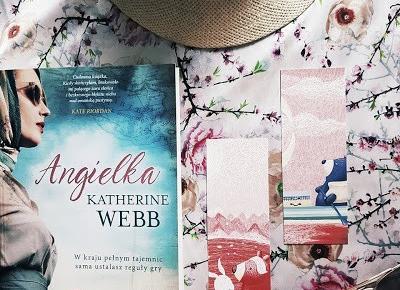 moja booktopia: Angielka, Katherine Webb