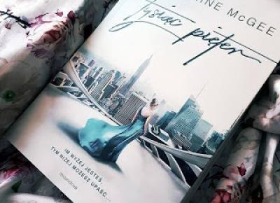moja booktopia: Tysiąc pięter, Katharine McGee