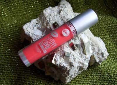 Shiny Liquid Lips Red Orange - Bell.
