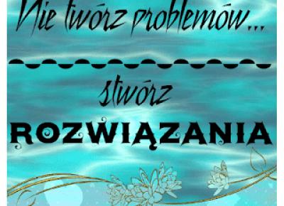 Nie twórz problemów