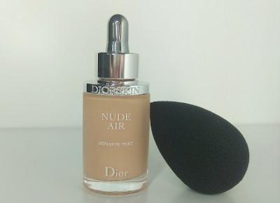 Beauty and Monia: Podkład za 250 zł ?! Diorskin Nude Air - HIT, czy KIT ?