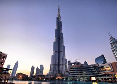 21 ciekawostek o Dubaju.