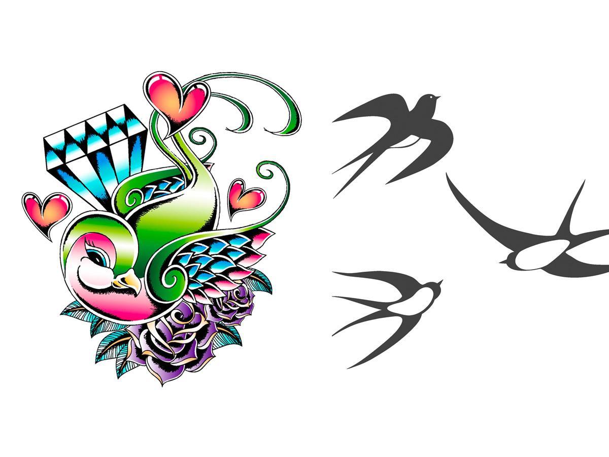 Znaczenie tatuaży - symbolika 5 najpopularniejszych wzorów - Pielęgnacja ciała - Polki.pl