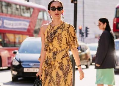 Żółte sukienki maxi to prawdziwy hit tego lata. Wiemy, jak je nosić - Trendy sezonu - Polki.pl