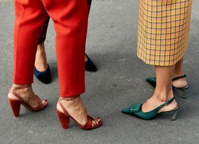 Modne buty wiosna-lato 2019 - 8 najmodniejszych propozycji - Trendy sezonu - Polki.pl