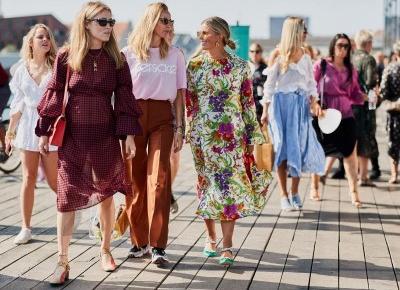 Modne kolory wiosna-lato 2019 - 7 najważniejszych kolorów sezonu - Trendy sezonu - Polki.pl