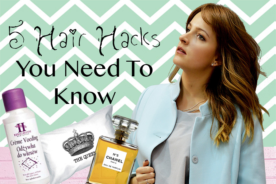 5 Hair Hacks You Need To Know