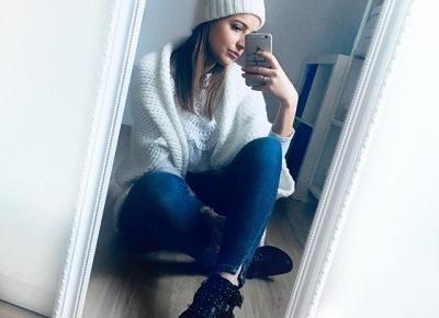 Najmodniejsze Swetry Instagrama
