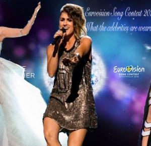 Eurovision Song Contest 2016: What the celebrities are wearing