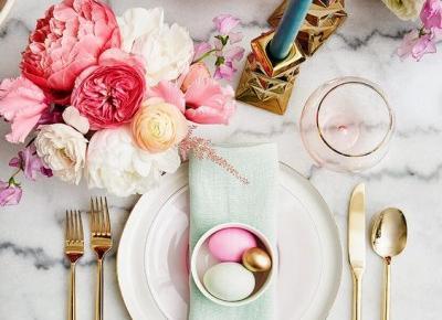 Jak udekorować Wielkanocny Stół
