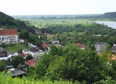 Kazimierz Dolny czyli widok z góry Trzech Krzyży – INVINCIBLE