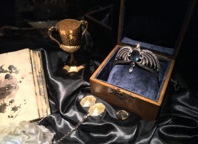 Harry Potter: The Exhibition| Part One – Invincible Lifestyle
