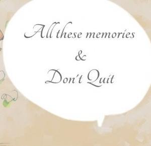 W DRODZE DO KRAINY CZARÓW: All these memories