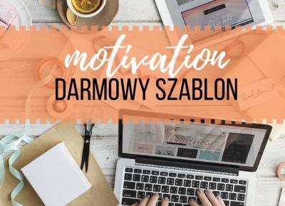 Invincible templates: motivation-darmowy szablon do pobrania