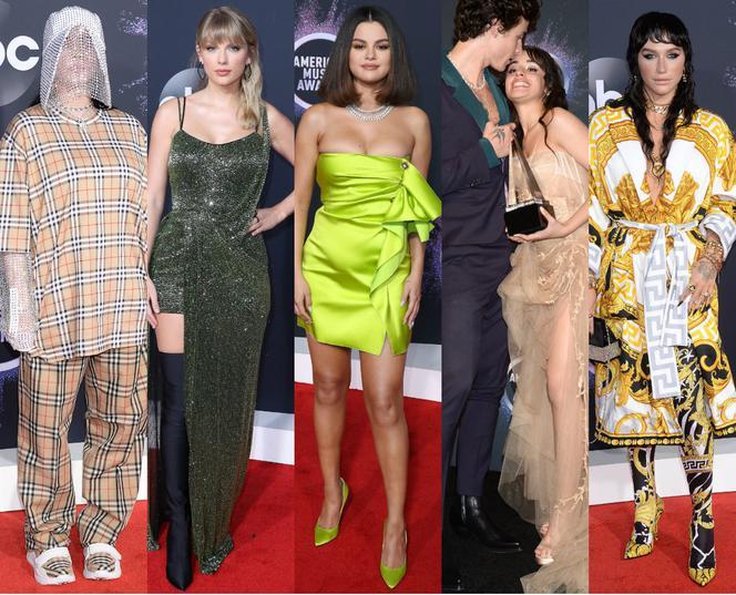 AMAs 2019: Taylor Swift, Selena Gomez, Billie Eilish... Tych kreacji nie zapomnimy! - ESKA.pl