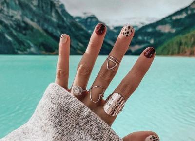 50 pomysłów na modne paznokcie 2020. Oto trendy w manicure, które rządzą na Instagramie! [INSPIRACJE] - Glamour.pl