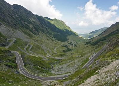 Bałkany 2018: Rumunia – Yet Another Bikers' BLOG